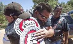 Bikers against child abuse. Article's rather long, but I was literally bawling by the end of it.