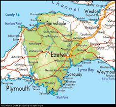 Map Of Devon Uk 23 Best Devon maps images in 2014 | Devon map, Plymouth, Blue prints