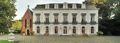 Kasteel de Rozerie, Aalst (Oost-Vlaanderen) Luxembourg, Wedding Locations, Pisa, Tower, Mansions, House Styles, Building, Travel, Decor