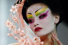 Maquiagem Artística Dior
