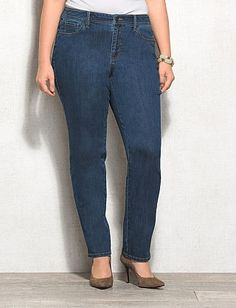 c86c3fd3285 WESTPORT 1962™ Plus Size Classic Skinny Jeans Short Wish Shopping