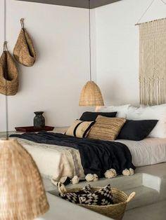 38 ideas for decor bohemian bedroom texture Decor, Home Bedroom, Bedroom Interior, Interior, Bedroom Decor, Textured Decor, Home Decor, Room Decor, Home Deco
