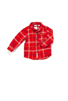 Country Road - Baby Boys Shirts - Brushed Shirt.  Bought in green.