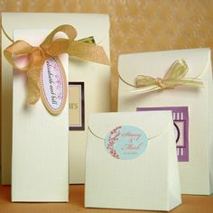for wedding favors