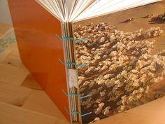 hand bound book