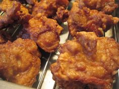 You might have tried some kara-age (pronounce each syllable separately, ka-ra-a-ge) chicken at a sushi restaurant. It is the one of the most popular Japanese foods in the U.S. I would love to shar…