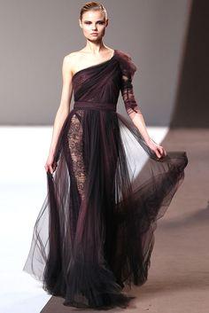 Fashion Destruction:Elie Saab f/w 2010