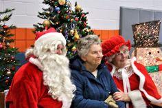 Santa crosses all demographics!
