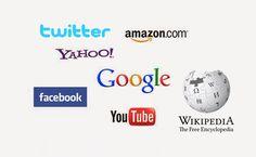 Top 10 Most Popular Websites 2014