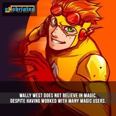 HAHAHA I ALREADY KNEW THIS CUZ I'M A NERD WHO'S MEMORIZED EVERY EPISODE OF YOUNG JUSTICE YEEE