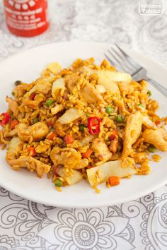 Chow Mein, Chow Chow, Cooking Recipes, Healthy Recipes, Wok, Mozzarella, Pasta Salad, Risotto, Good Food