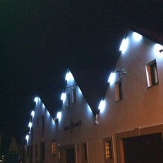 Kovacs Nimrod Winery at night. Wall Lights, Lighting, Night, Drinks, Food, Home Decor, Drinking, Appliques, Beverages
