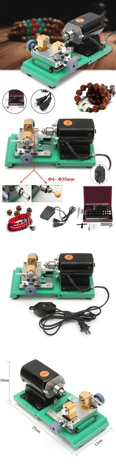 Other Jewelry Tools 10323: 110V 240W Pearl Drilling Holing Machine Driller Jewelry Punch Tools Full Set Us -> BUY IT NOW ONLY: $76.99 on eBay!