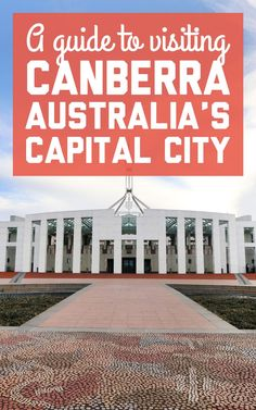Many visitors to Australia won't bother including Canberra in their itinerary, but I honestly believe that this is a mistake. Canberra actually has a lot to offer visitors and it shouldn't be skipped! / A Globe Well Travelled