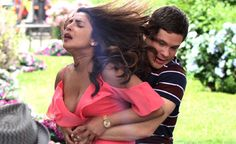 isn't it romantic - Priyanka Chopra - Hot celebrities India Priyanka Chopra Hot, Berlin Film Festival, The Wedding Singer, Donald Glover, Nerd, Romantic Pictures, Upcoming Films, Liam Hemsworth, Romantic Movies