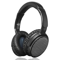 Active Noise Cancelling Bluetooth Headphones, iDeaUSA Wireless Over Ear Headphones with Microphone apt X HiFi Stereo Sound Headphones for TV, Airplane, 25 Hours Playback   Black #Active #Noise #Cancelling #Bluetooth #Headphones, #iDeaUSA #Wireless #Over #Headphones #with #Microphone #HiFi #Stereo #Sound #Airplane, #Hours #Playback #Black