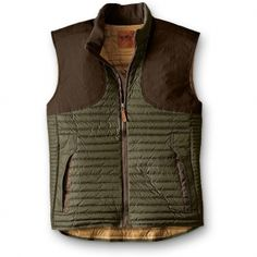 Eddie Bauer Men's MicroTherm(TM) Featherweight Hunting Vest
