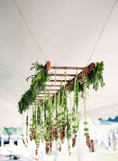 20 Backyard Wedding Details That Will Make You Ditch Your Big Venue via Brit + Co