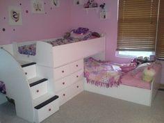 Twin bedroom furniture