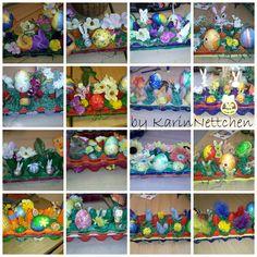 KarinNettchen: Oster basteln mit Kindern