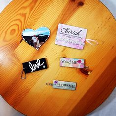 Wedding Favor, Custom Wedding Favor, Gift Tags, Wood Keychain, Custom Wood Keychain, Custom Luggage Tag, Wood Ornament, Custom Wood Keepsake