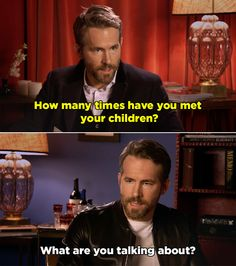 Here's Ryan Reynolds Roasting The Shit Out Of Himself