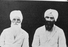 Sawan Singh and Kirpal Singh