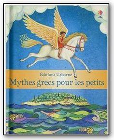 Mythes grecs pour les petits - Le livre