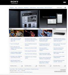 2009 Sony.com