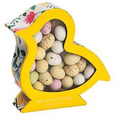 30e69ac80678 Charbonnel et Walker Chick Shaped Mini Chocolate Eggs, 150g at John Lewis &  Partners