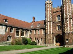 Old Court, Queens' College, Cambridge Little Big Band, Queen's College, Cambridge, Wales, Scotland, Ireland, Queens, Wanderlust, Europe