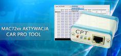 Aplikacja umożliwia programowanie #mikrokontroler  #Motorola #Freescale MAC7242, MAC7241