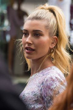 Hailey Baldwin News