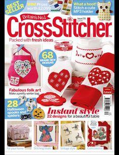 embroidery Stitch A-Z tutorials Cross Stitch Tree, Just Cross Stitch, Cross Stitch Books, Cross Stitch Heart, Cross Stitch Cards, Beaded Cross Stitch, Cross Stitching, Cross Stitch Embroidery, Hand Embroidery