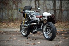 Revival Cycles - 2014 BMW R nineT - The Bison