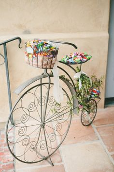 ...would use for flowers instead of candies