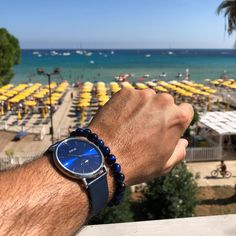 The is part of our Modern and Minimalist VERST Collection Series - equipped with a Swiss Made Mov't, Sapphire Crystal, Italian Leather and Quick Release Straps Handmade Bracelets, Handmade Jewelry, Sicily, Italian Leather, Travel Style, Dapper, Gentleman, Beaded Jewelry, Watches For Men