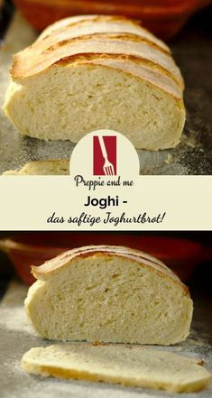 the delicious yoghurt bread! Joghi the delicious yoghurt bread!,Joghi the delicious yoghurt bread! Bread Recipes, Baking Recipes, Cookie Recipes, Baking Desserts, Yogurt Bread, Spelt Bread, Fresh Bread, Pampered Chef, Bread Baking