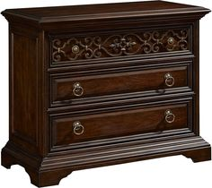Princessa Night Chest  Find out about this and other well-crafted Thomasville furniture when you visit your nearest Thomasville retailer. There, our designers will help you realize the perfect home that you've always imagined.