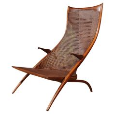 Dan Johnson-Gazelle Lounge Chair | From a unique collection of antique and modern lounge chairs at https://www.1stdibs.com/furniture/seating/lounge-chairs/
