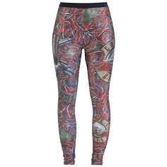 EMP Signature Collection - Leggings by Guns N' Roses