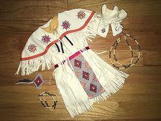 American Girl Doll Kaya Pow-Wow Dress Of Today I