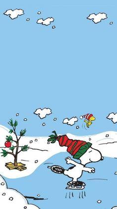 Cartoon Wallpaper, Christmas Phone Wallpaper, Snoopy Wallpaper, Holiday Wallpaper, Winter Wallpaper, Disney Wallpaper, Cute Christmas Backgrounds, Peanuts Christmas, Christmas Cartoons