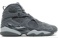 Are You Looking Forward To The Air Jordan 8 Cool Grey?