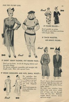 Historical Costume, Historical Clothing, Historical Fun, 1940s Fashion, Vintage Fashion, Fashion Books, Fashion Tips, Fat Fashion, Mature Fashion