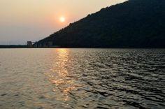 Tatipudi Reservoir attracts tourists - The Hindu
