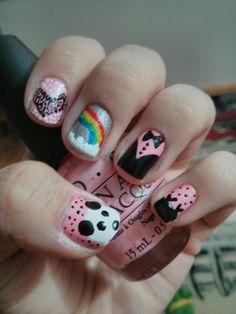 Random Nails <3