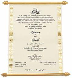 9 Best Muslim Wedding Ceremony Wordings Images