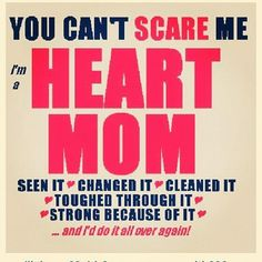 Heart Mom and bloody proud of it! Chd Awareness Month, Digeorge Syndrome, Atrial Septal Defect, Open Heart Surgery, Congenital Heart Defect, Heart For Kids, Heart Disease, In My Feelings, Words