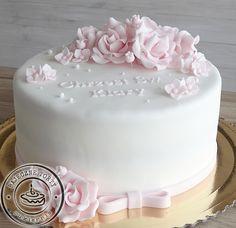 Tort na chrzest, tort na komunię torty dla dzieci, torty urodzinowe, torty Warszawa, torty na roczek, torty na zamówienie Birthday Cake Decorating, Fika, Amazing Cakes, Food And Drink, Sweets, Google, Cake Baby, Baby Shower Cakes, Cake Birthday